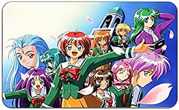 Amazon Com Tokimeki Memorial Anime Stylish Playmat Mousepad 24