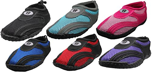 23a7d68c7fbe Greg Michaels Womens Water Shoes Aqua Socks - High Durability