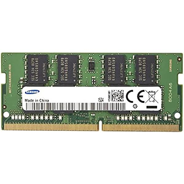 Amazon.com: Samsung 8GB DDR4 PC4-19200, 2400MHz, 260 PIN ...