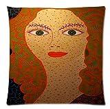 Diy-Hot Yayoi Kusama Art Work Wave Woman 18