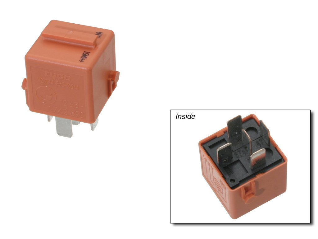 Oes Genuine Relay For Select Bmw Models Automotive E39 Fuse Box Transmissions