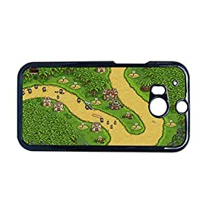 Printing Kingdom Rush Frontiers Creativity Back Phone Case For Girls For Htc One M8 Choose Design 3