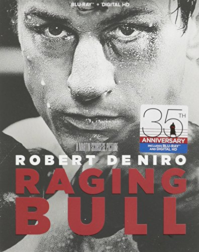 Raging Bull Blu-ray
