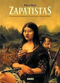 Zapatitas : Les aventures sentimentales de Carmen y Jorge par Pierre Place