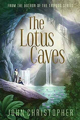 book cover of The Lotus Caves