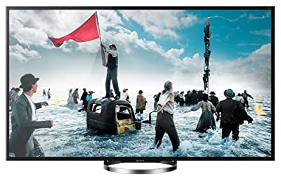 Sony XBR X850A 4K Ultra HD 120Hz 3D LED UHDTV (Black)
