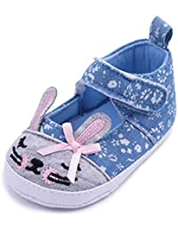 Toddler Sneakers Baby Girls Soft Sole Shoes Infant Sneakers Newborn Prewalker First Walker Lightweight Shoes