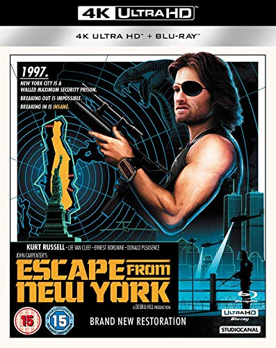 Escape from New York [4K UHD + -