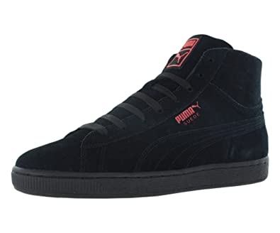 e0dd55fc8b7 PUMA Suede Mid Wog Men s Sneakers Size US 7.5