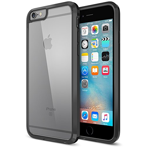 iPhone 6S Plus Case, Trianium [Clear Cushion] iPhone 6 Plus Clear Case...