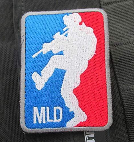 MLD Major League Door Kicker Military Patch Fabric