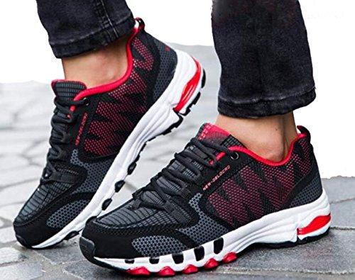 ... la Tendance pour Taille Pied 35 Antidérapant Mutisport Femme Sport  Tennis Course Mode Large Plus Sneakers d4fd7d69ae0b