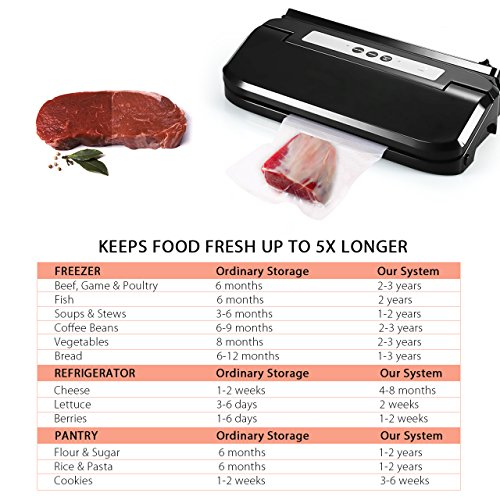 Buy food saver demo