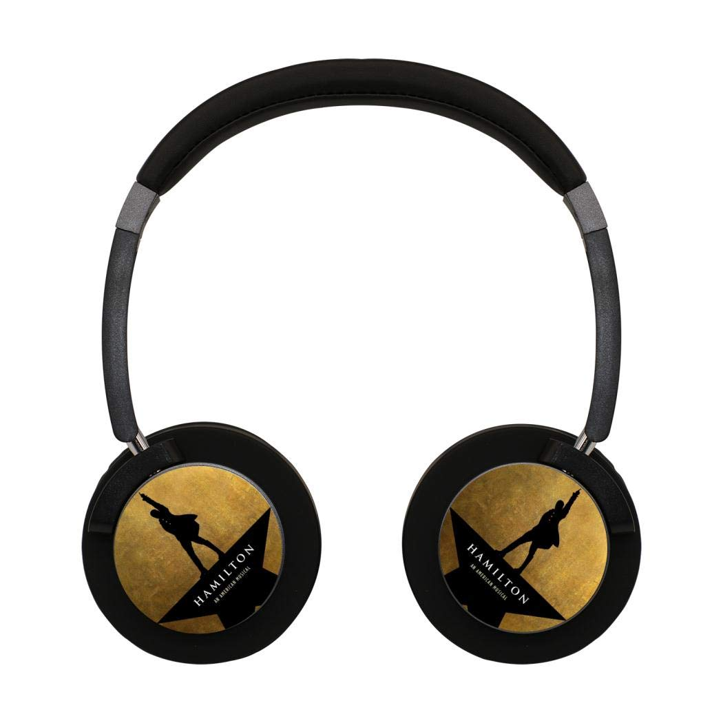 Wireless Headphones The Musical Bluetooth Over Ear Game Headset Noise Canceling