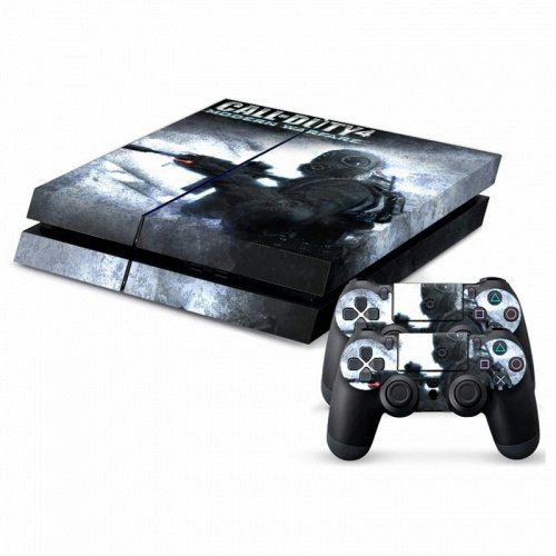 mod-freakz-console-and-controller-vinyl-skin-set-gas-mask-fighter-modern-war-for-playstation-4