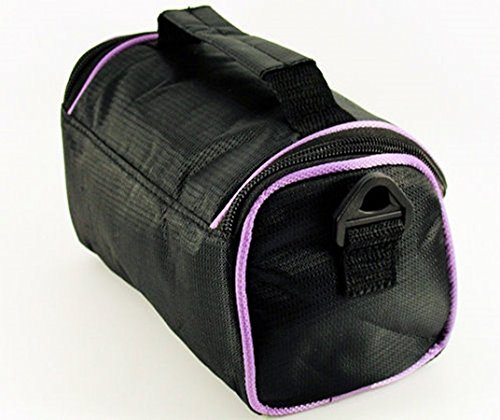 Bolso Pink With Black Hombro Purple Negro amp; Tgc Baby Electric Mujer Al Para Jet Trims qCTTUdf