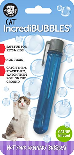picture PetQwerks Kitty Incredibubbles (Colors May Vary)
