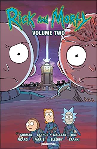 rick and morty torrent download