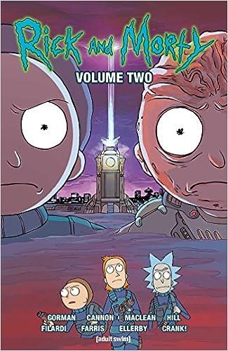 2 Rick and Morty Vol