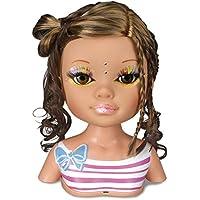 Nancy día de secretos de belleza: muñeca morena