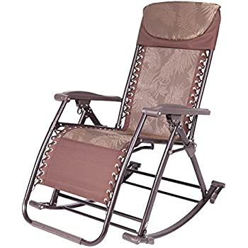 Amazon Com Rocking Chairs Wssf Bamboo Chaise Lounges