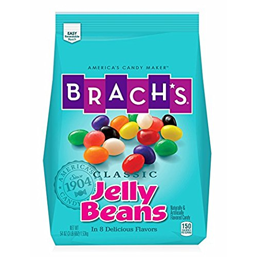 Brach's Classic Jelly Beans 8 Delicious Flavors 54oz