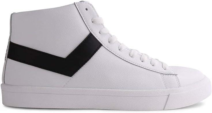 Classic Topstar-Hi Athletic Shoe, White