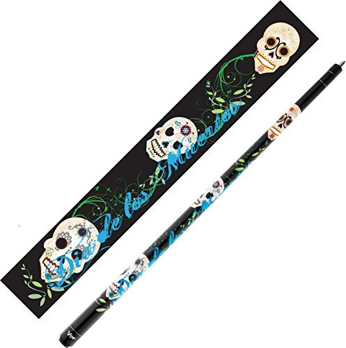 Viper Underground 58 2 Piece Billiard Pool Cue Dia De