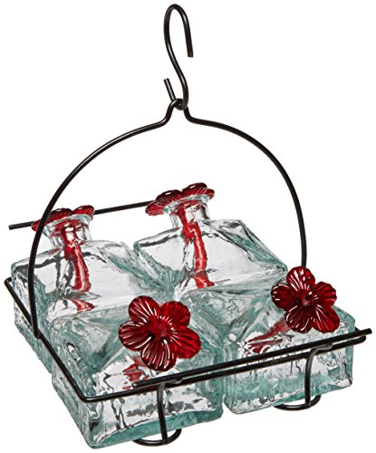 Basketweave 4 Hummingbird Feeder Clear - Basketweave 4 Hummingbird Feeder Shopping Results