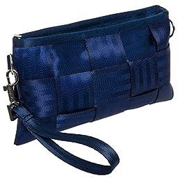 Harveys Seatbelt Bag Women\'s Hipster Indigo 3 Clutch