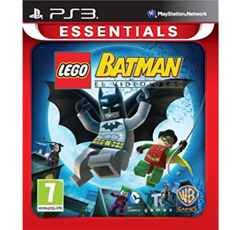 PS3 LEGO BATMAN : THE VIDEO GAME (EU): Amazon.es: Videojuegos