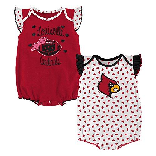NCAA by Outerstuff NCAA Louisville Cardinals Newborn & Infant