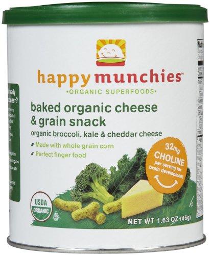 Happy Baby Cheddar Brccli Kale Org