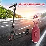 Matefielduk-Tappo-di-ricarica-per-Xiaomi-Mijia-365-coperchio-antipolvere-in-silicone-per-scooter-elettrico-M365-58-x-16-x-7-mm