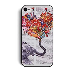 New Lovely TPU Gel Rubber Soft Back Case Cover Skin For Apple iPhone 4 4G 4S + Screen Cleaning Cloth with logo US TRADEMARK