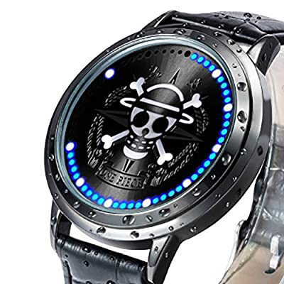 Wildforlife Anime One Piece Monkey D Luffy Collector's Edition Watch from Wild for Life