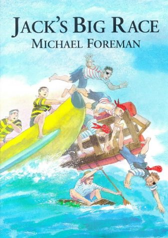 6 Man Life Raft - Jack's Big Race