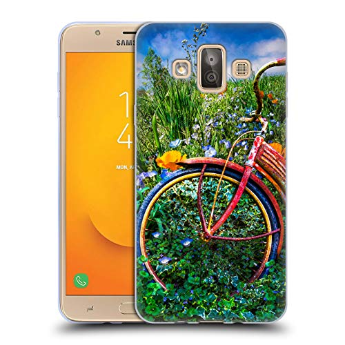 - Official Celebrate Life Gallery Wind at Your Back Bicycle Soft Gel Case for Samsung Galaxy J7 Duo (2018)