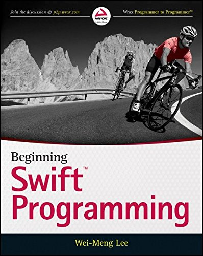beginning swift programming - 1