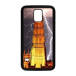UNI-BEE PHONE CASE For Samsung Galaxy S5 -London Big Ben-CASE-STYLE 5