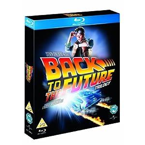 [Amazon] Zurück in die Zukunft Trilogie (25th Anniversary Collectors Edition Blu ray) nur 16,97€ inkl. Versand