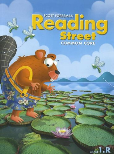 READING 2013 COMMON CORE STUDENT EDITON GRADE 1.R
