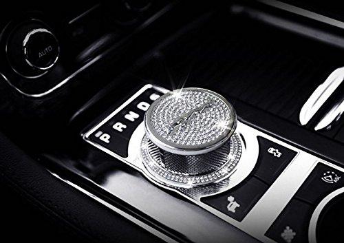 eppar-new-shift-knob-decorative-cover-for-jaguar-xf-2012-2015-silver