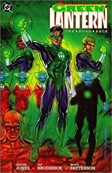 Green Lantern: The Road Back