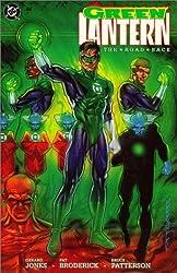 Green Lantern: the Road Back