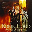 Michael Kamen - Robin Hood: Prince Of Thieves (Original Motion Picture Soundtrack) - Morgan Creek Records - 511 050-2, Polydor - 511 050-2
