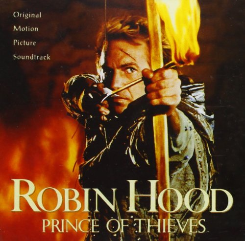 Michael Kamen - Robin Hood: Prince Of Thieves (Original Motion Picture Soundtrack) - Morgan Creek Records - 511 050-2, Polydor - 511 050-2