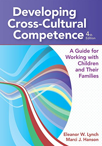 Developing Cross-Cultural Competence: A Guide for Working with Children and Their Families, Fourth - Stores In Santa Rosa