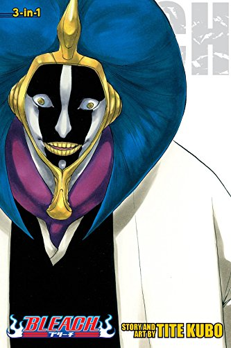 34-36: Bleach (3-in-1 Edition), Vol. 12: Includes vols. 34, 35 & (Thirty Four)
