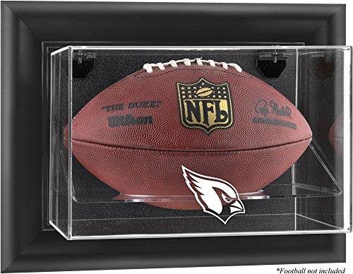 Mounted Memories Arizona Cardinals Football Logo Display Case - Arizona Cardinals One Size ()